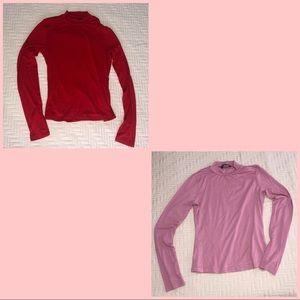 Shein long sleeve tee